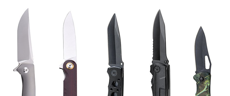 Blade Materials, Shieldon