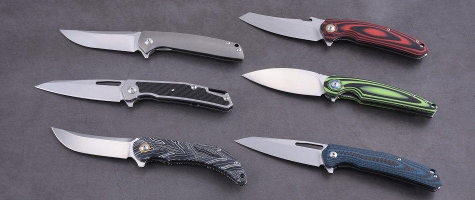 Blade Types, Shieldon