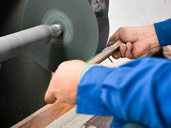 Steel Plate Stamping, Shieldon