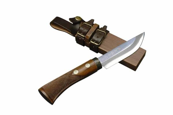 Django Hunting Knife 120 Blue SU, Shieldon